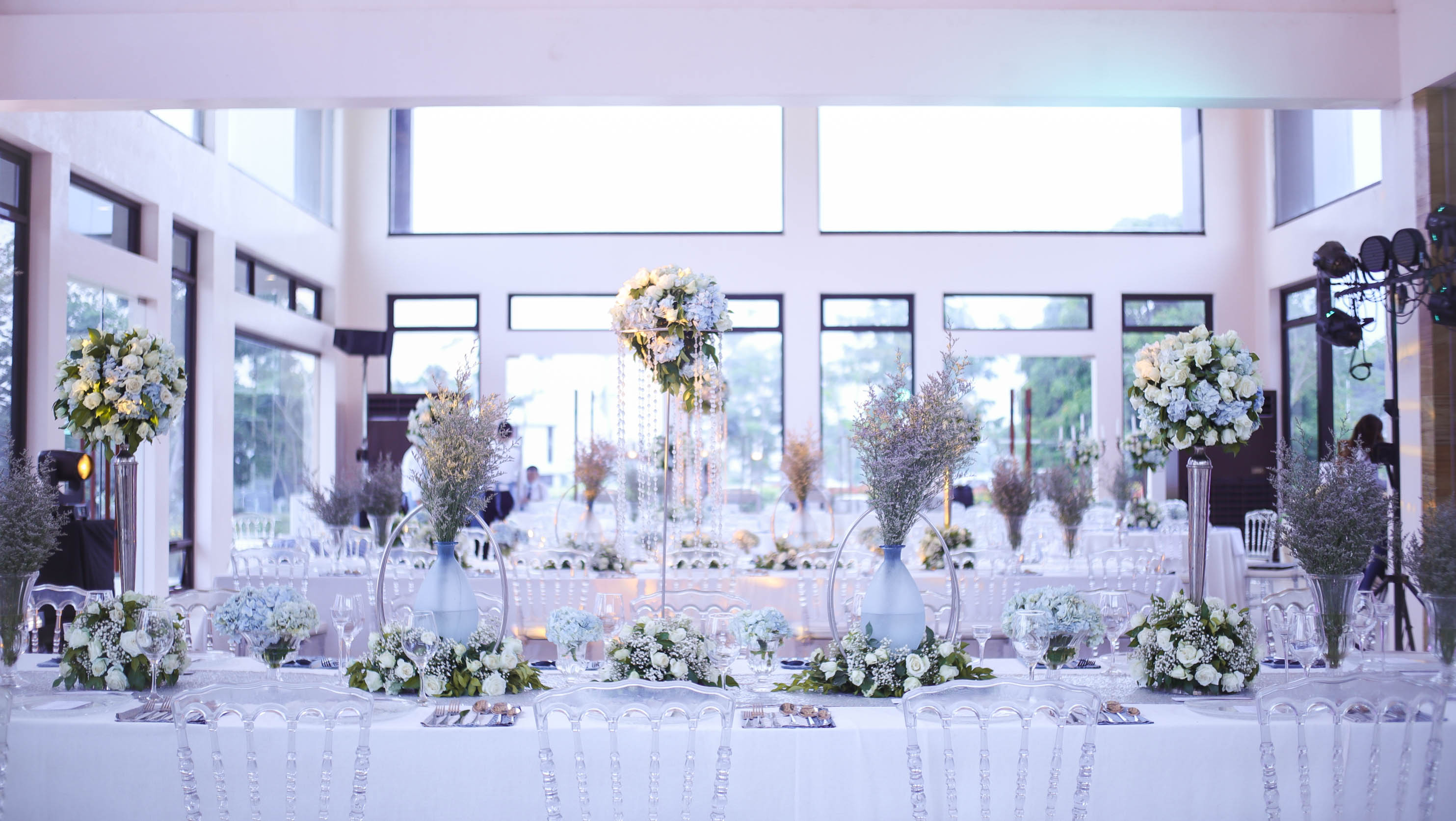 Town's Delight Catering & Events at Club Ananda Wedding Venue