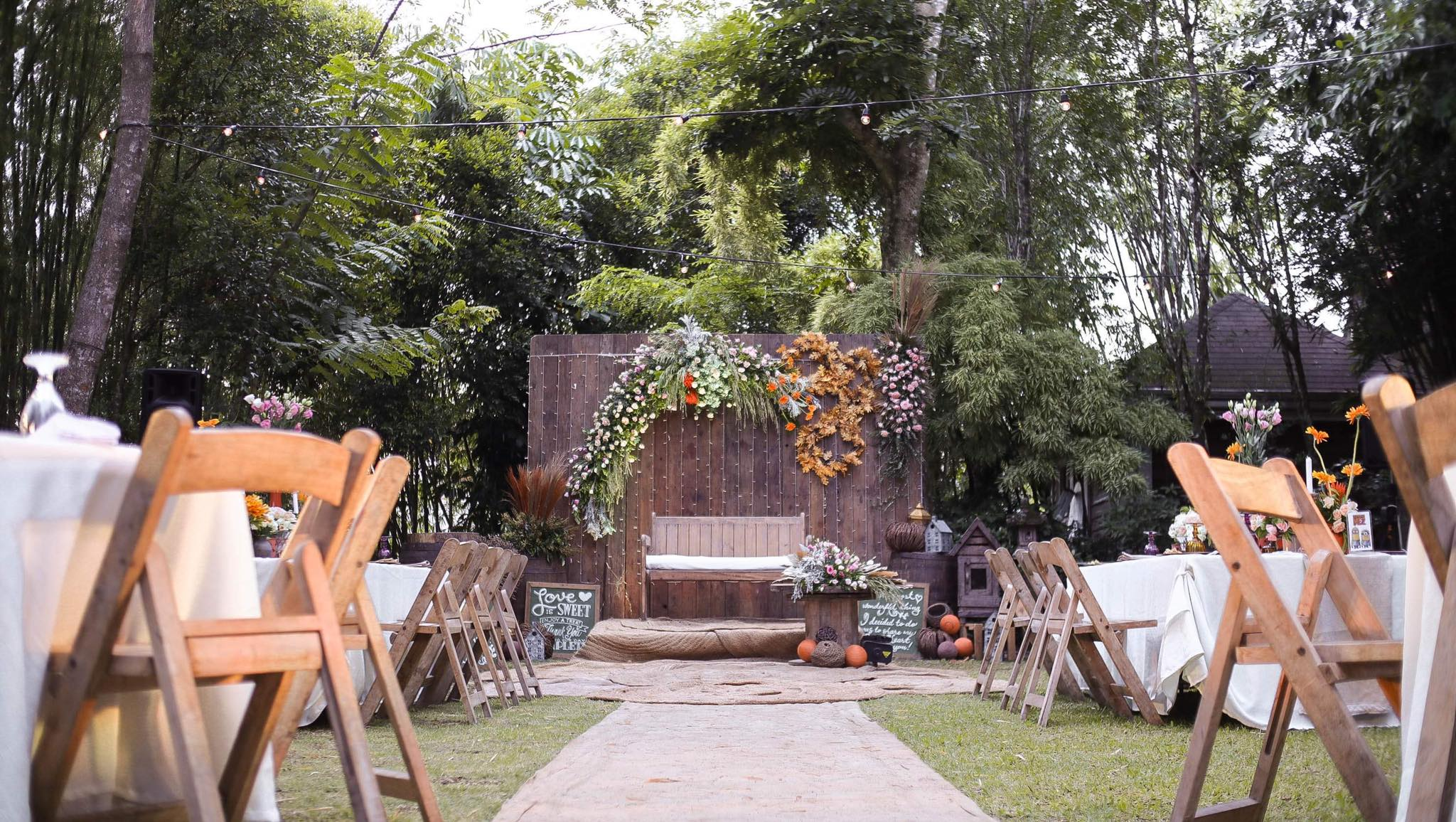 Le Jardin Rosella by Towns Delight Catering and Events Wedding Venue