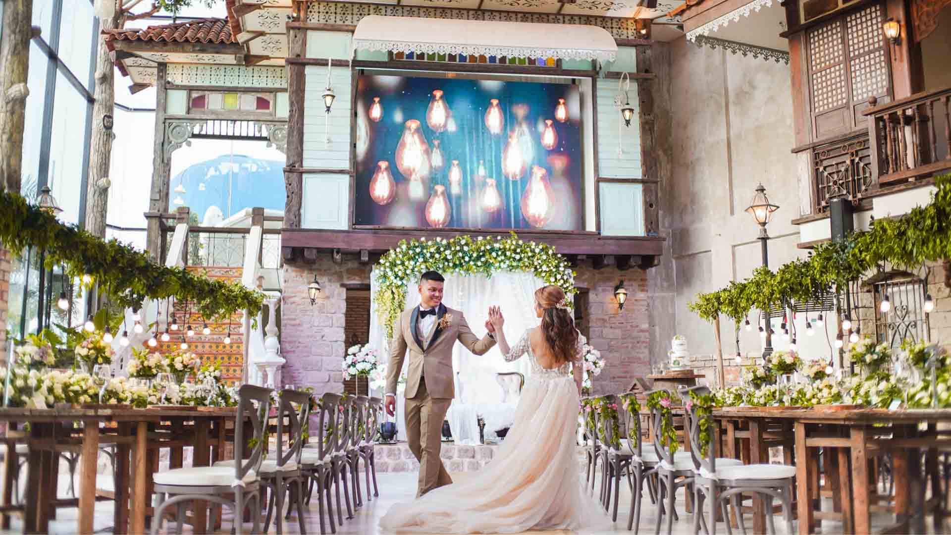 Town's Delight Catering & Events Filipinana Wedding Guide Philippines